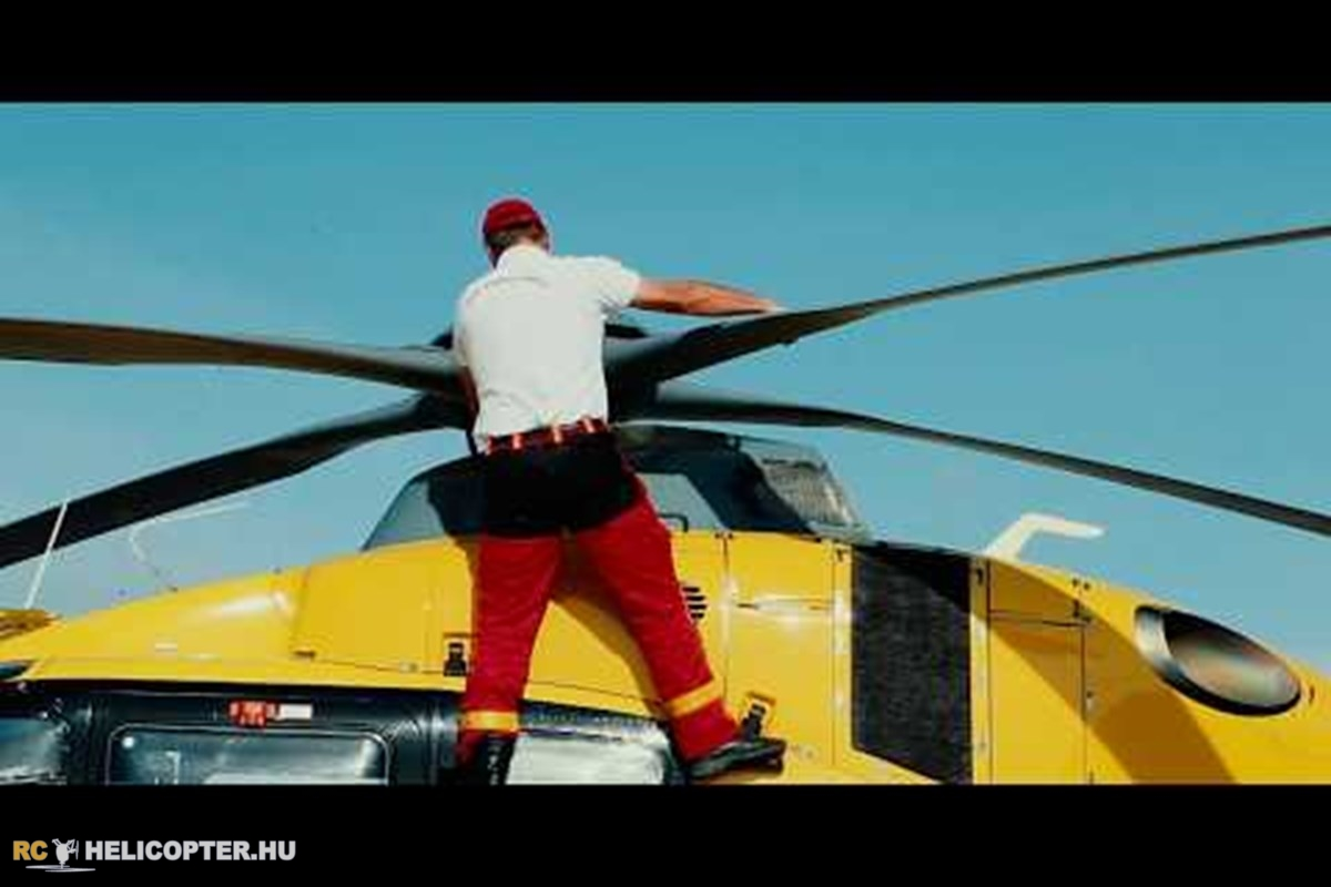 Hungarian Air Ambulance campaign film