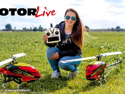 Raquel Bellot to attend at Rotor Live