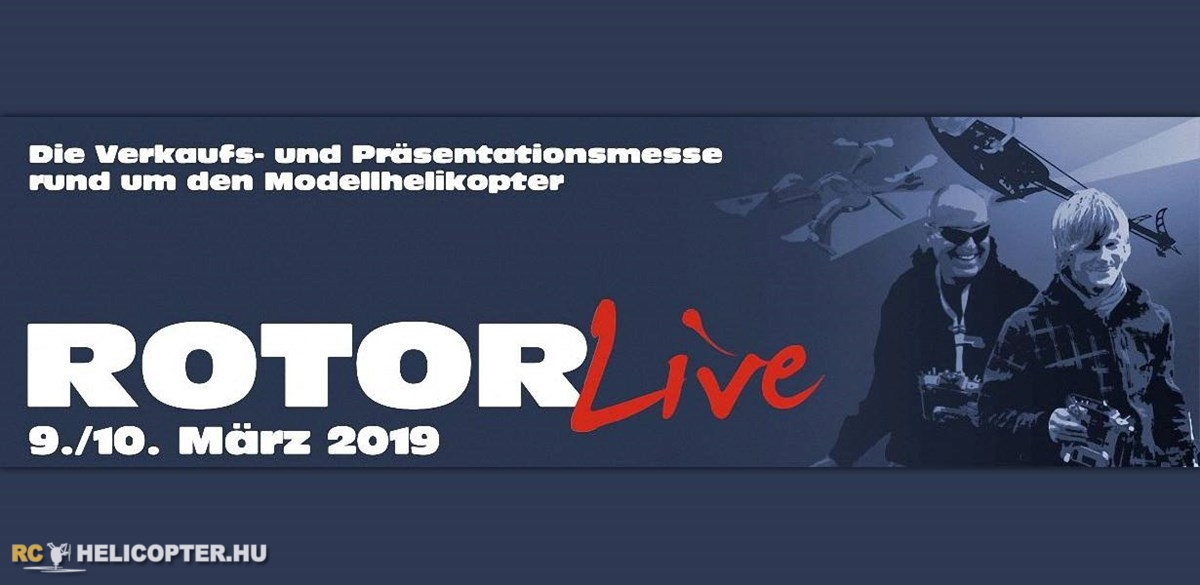 Rotor Live 2019