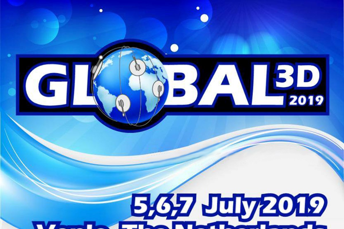 Global 3D 2019: tickets online