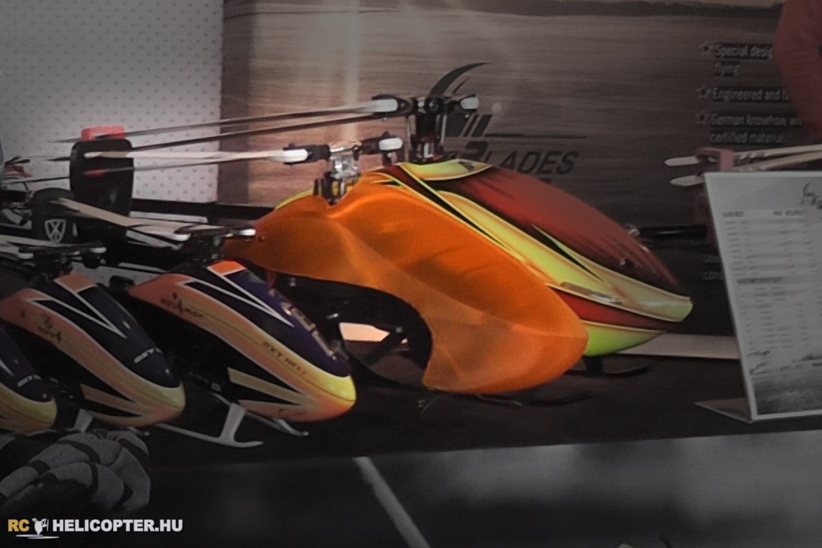 A new heli at Rotor Live: Oxy 5