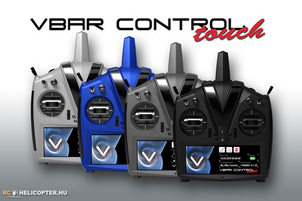 Mikado VBar Control Touch in new colours