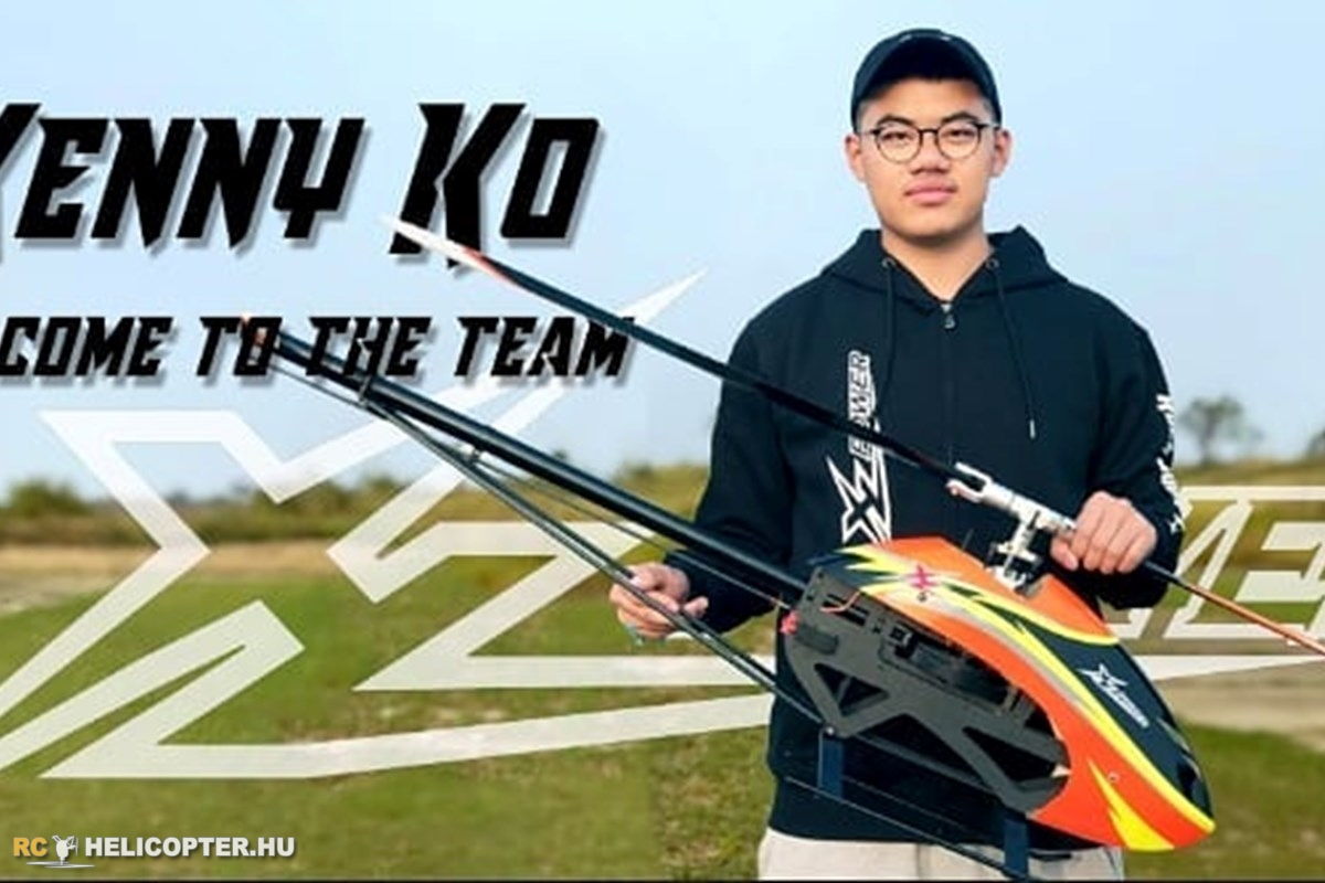 Official: Kenny Ko joins to XLPower