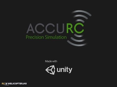 RC Helicopter Simulator: AccuRC 2