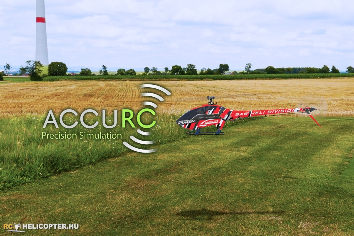 AccuRC set to sponsor Heliwood 2019
