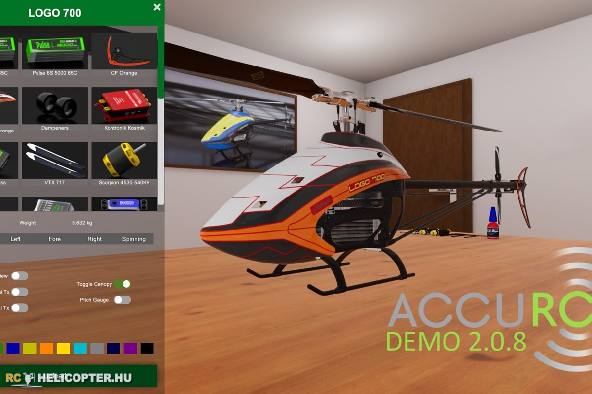 AccuRC 2.0.8 demo available