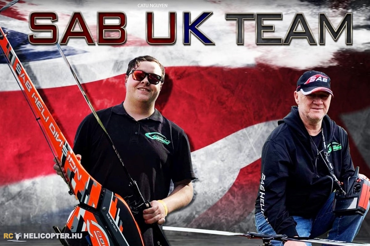 SAB UK Team restarts
