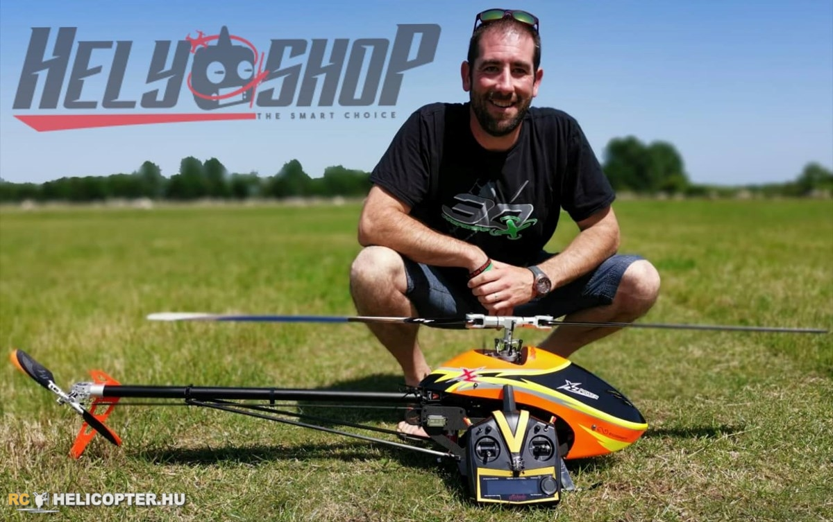 Michael Platts in Team Hely-Shop