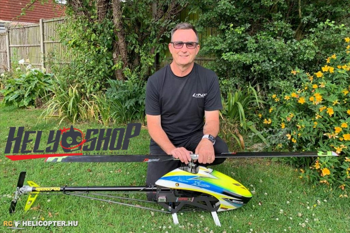 Dean Tamsett joins Helyshop flight team