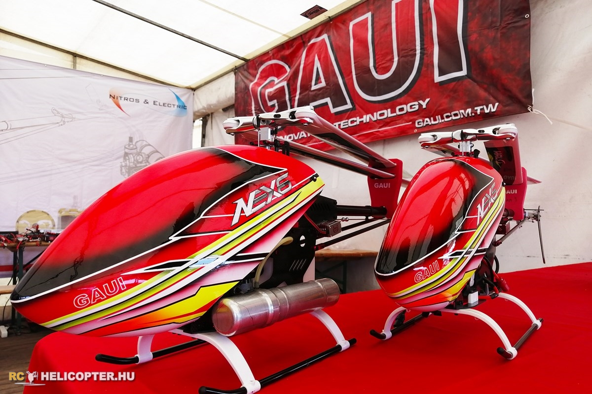 Gaui NX6 in third quarter