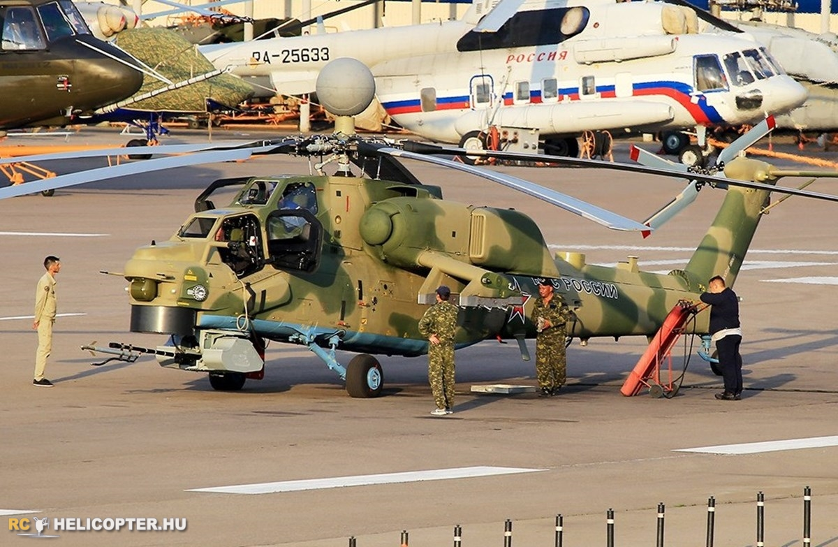 Mil and Kamov in one company