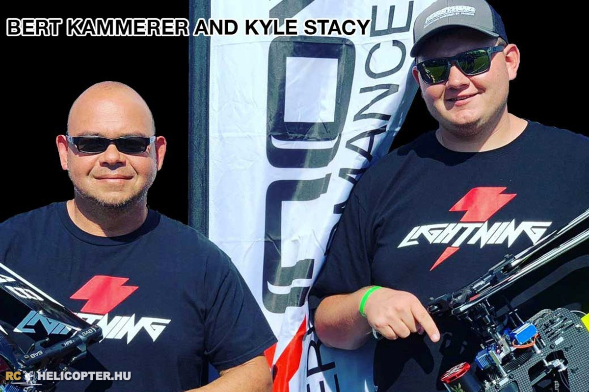 Kammerer and Stacy to be Xnovamotors Team managers
