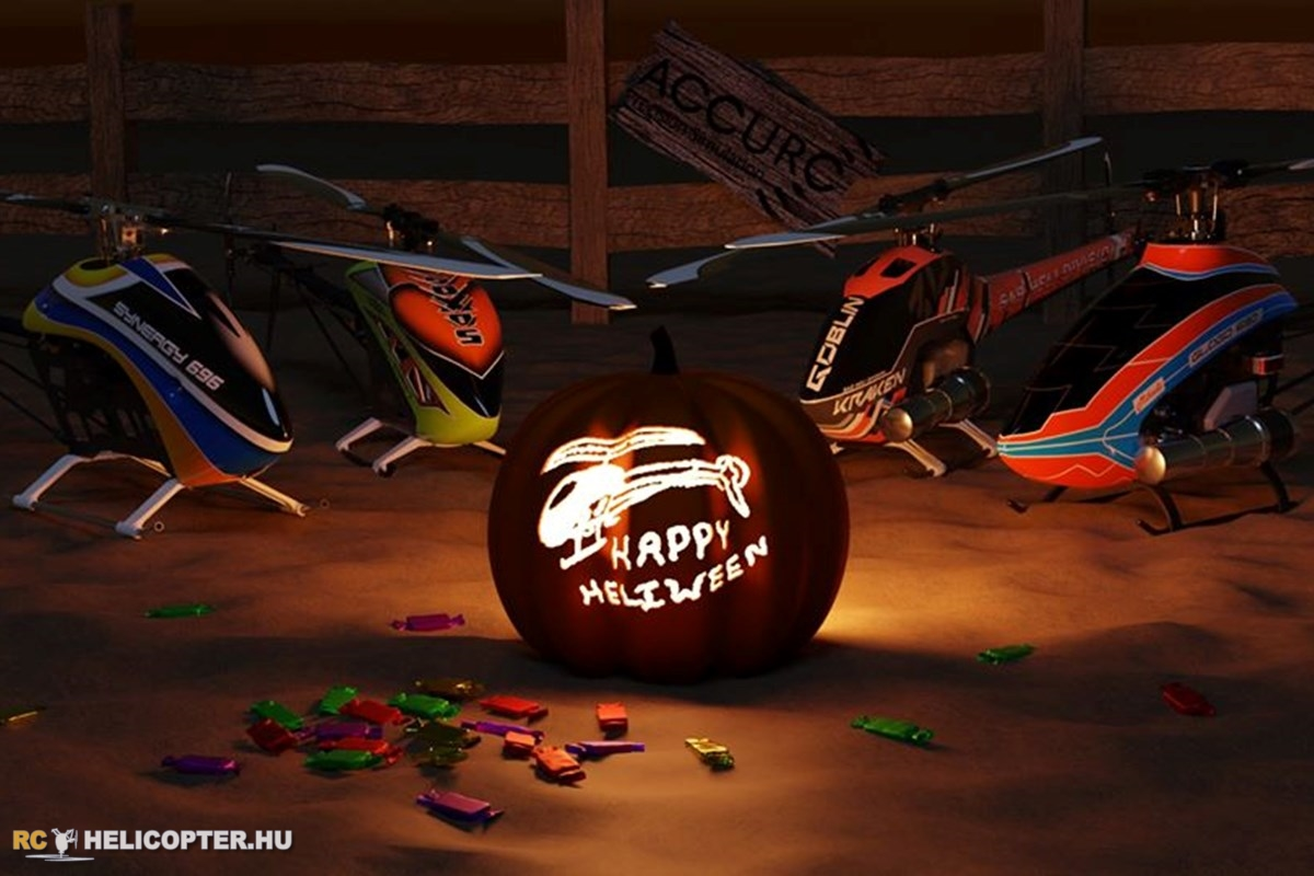 Happy Heliween from AccuRC