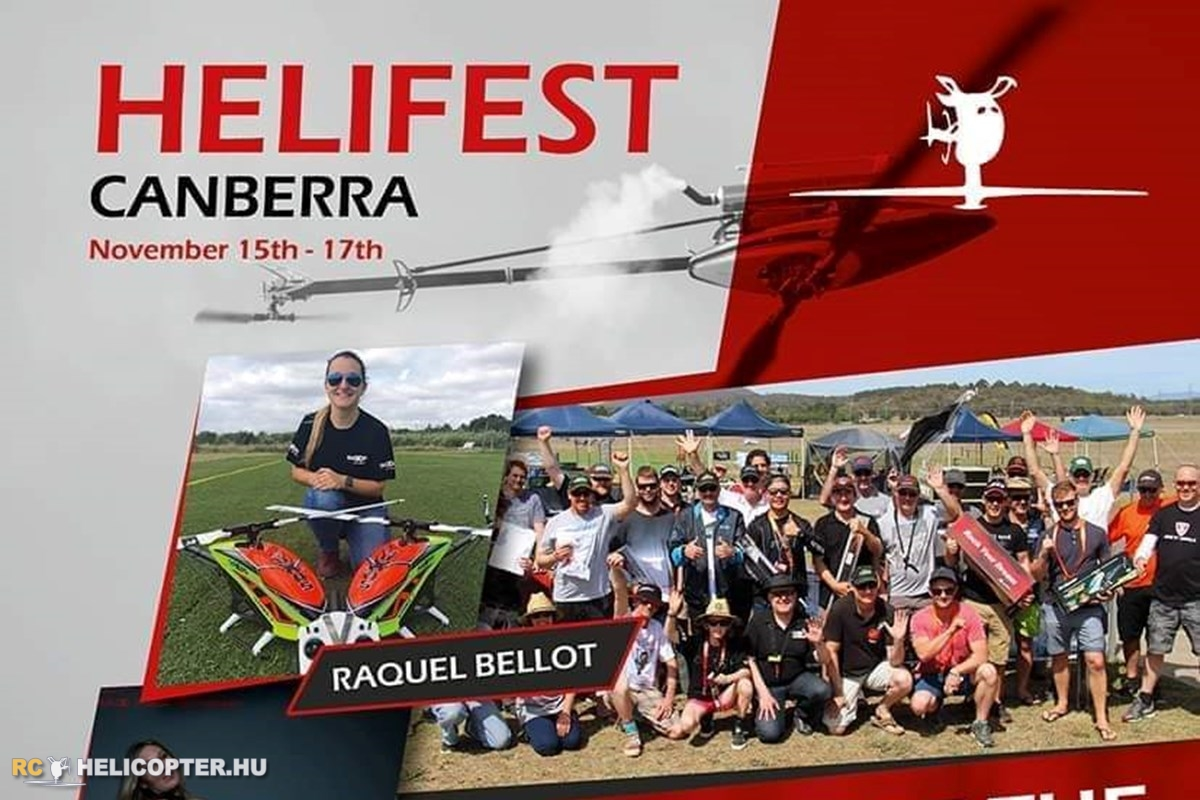 Canberra Helifest Funfly