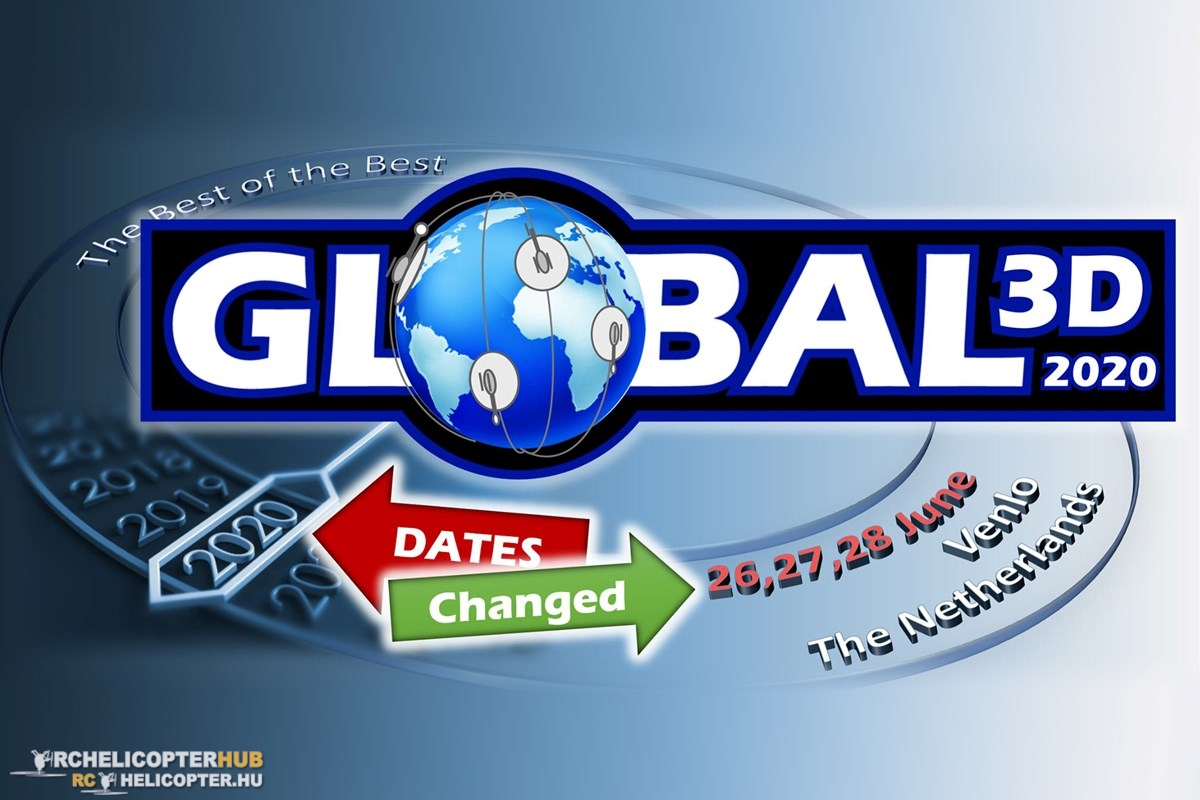 Global 3D 2020 - dates changed