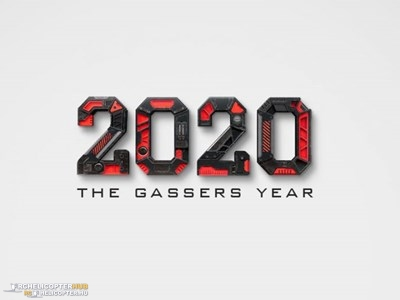 2020 – The Year of Gasser Helicopter!
