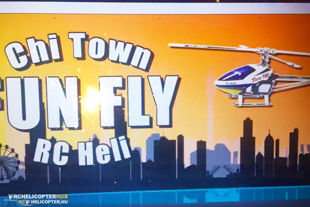 Chi - Town RC Heli Fun Fly 2020