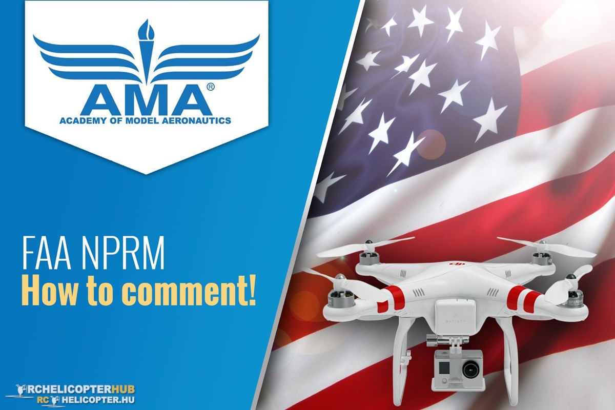 FAA proposal of UAS regulation changes