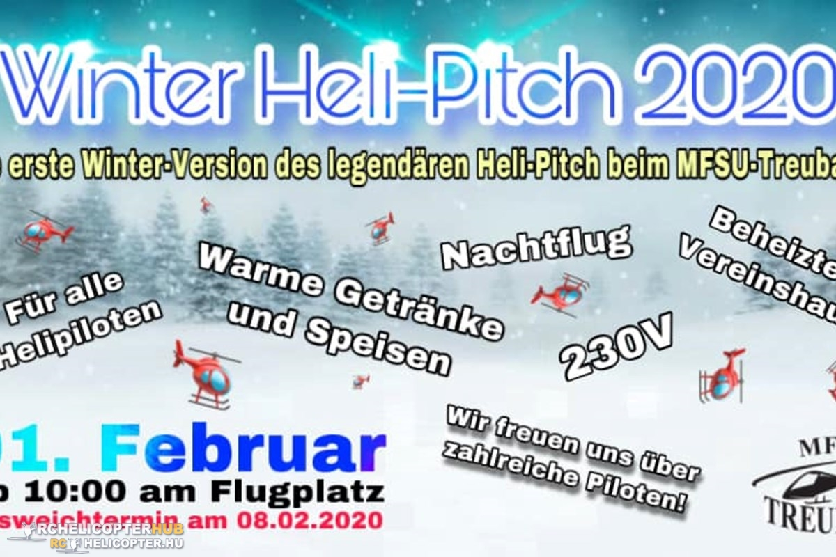 Winter Heli-Pitch 2020