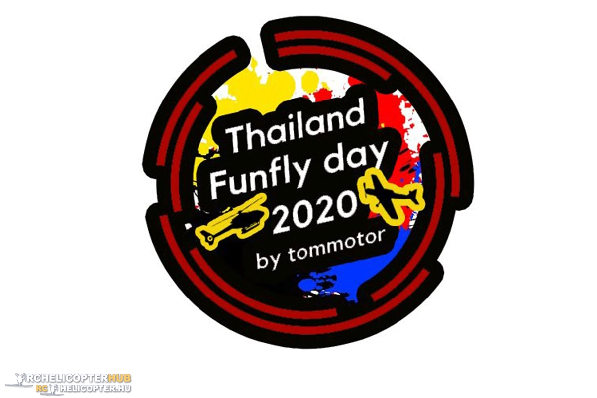 Thailand Funfly Day
