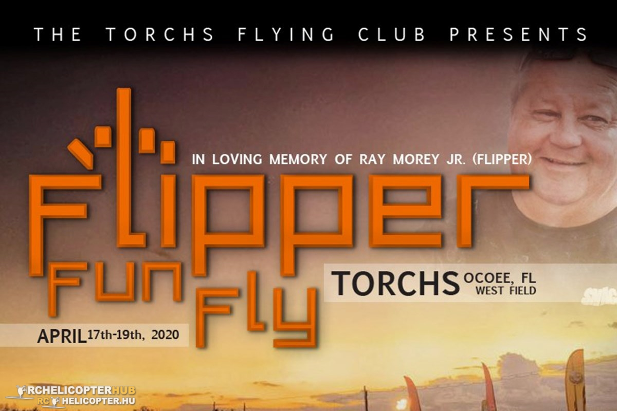 Torchs Flipper Fun Fly