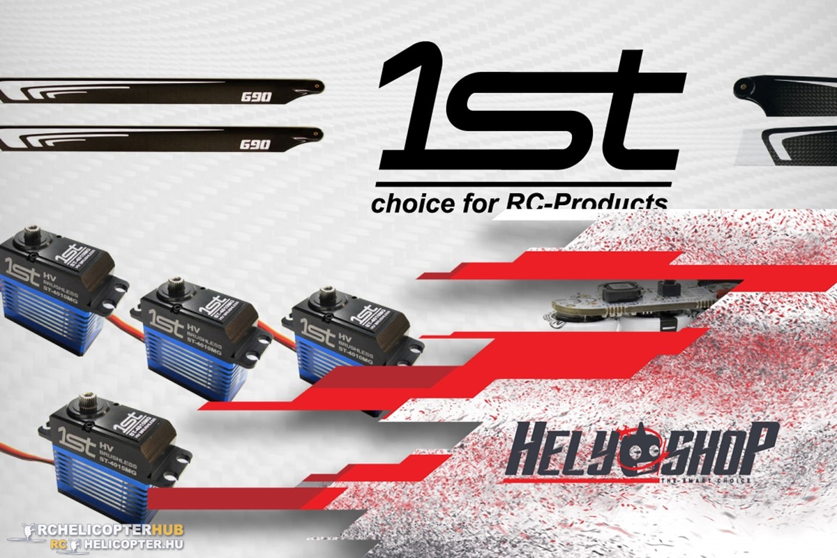 1st-RC products at Hely-Shop.co.uk