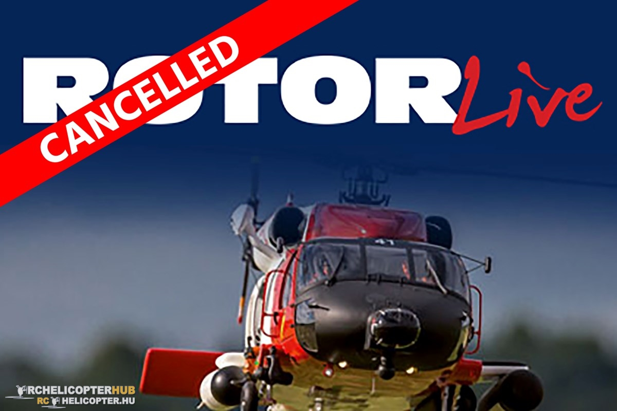 CANCELLED: Rotor Live 2020