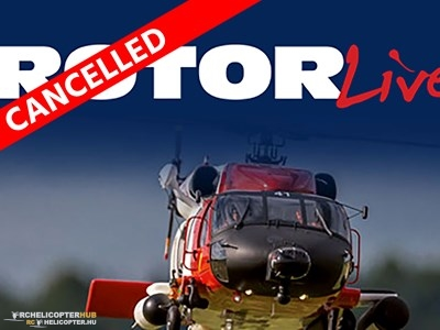 JUST IN: ROTOR LIVE 2020 cancelled due to COVID19