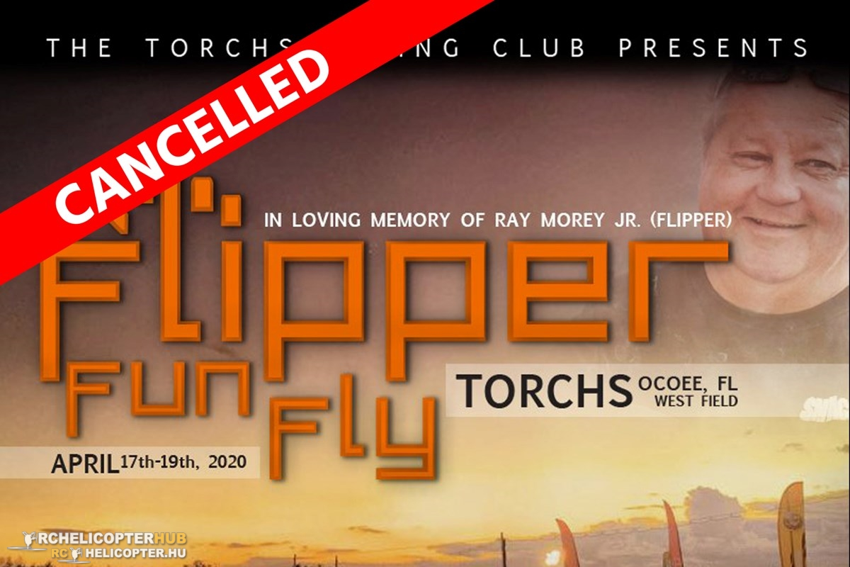 CANCELLED: Torchs Flipper Fun Fly