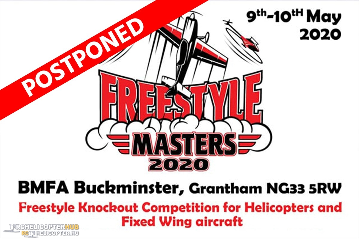 POSTPONED: Freestyle Masters 2020