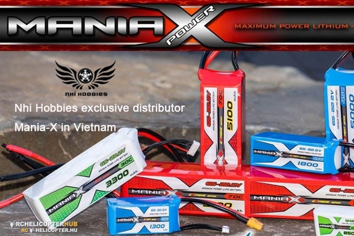 ManiaX available in Vietnam