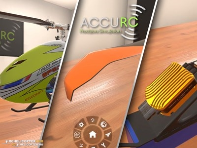 New components in AccuRC