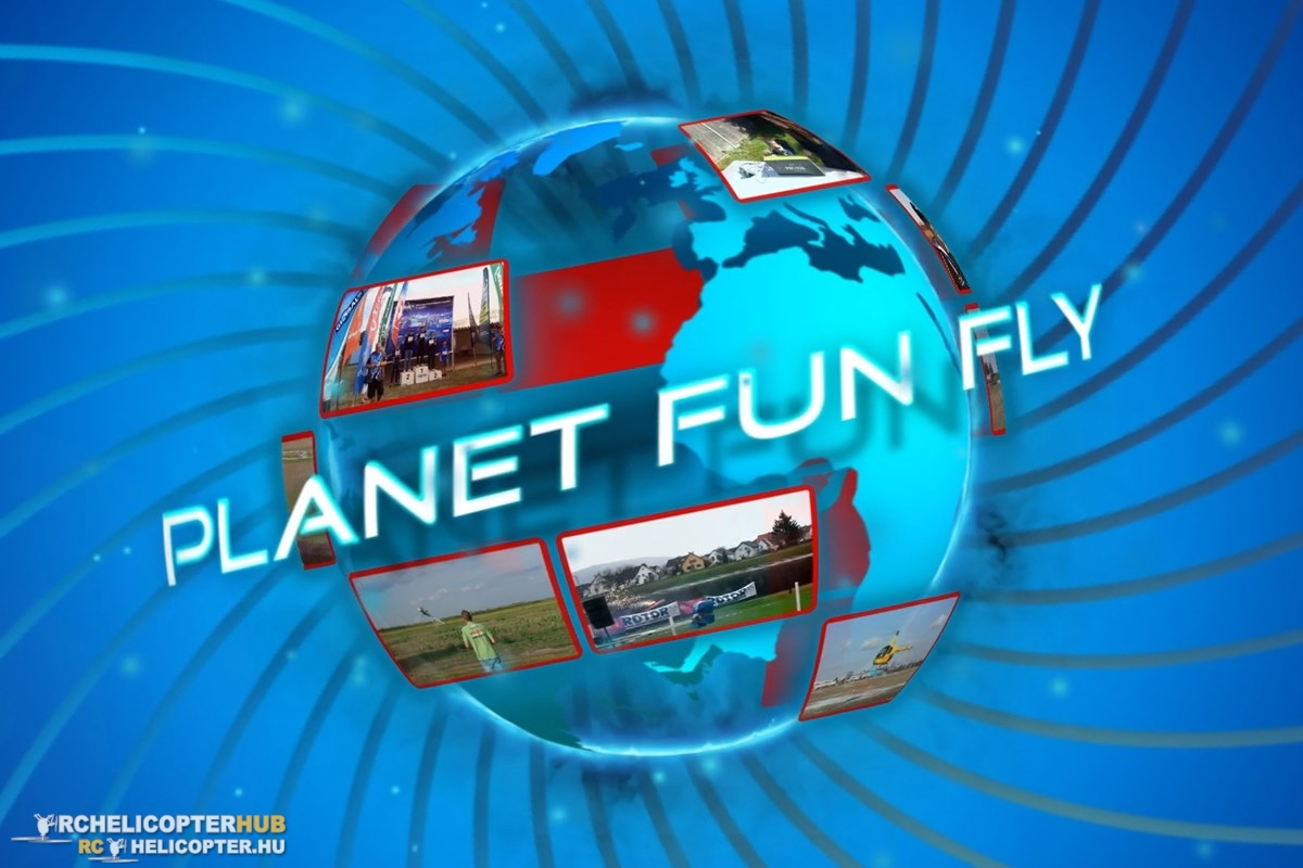Planet Fun Fly
