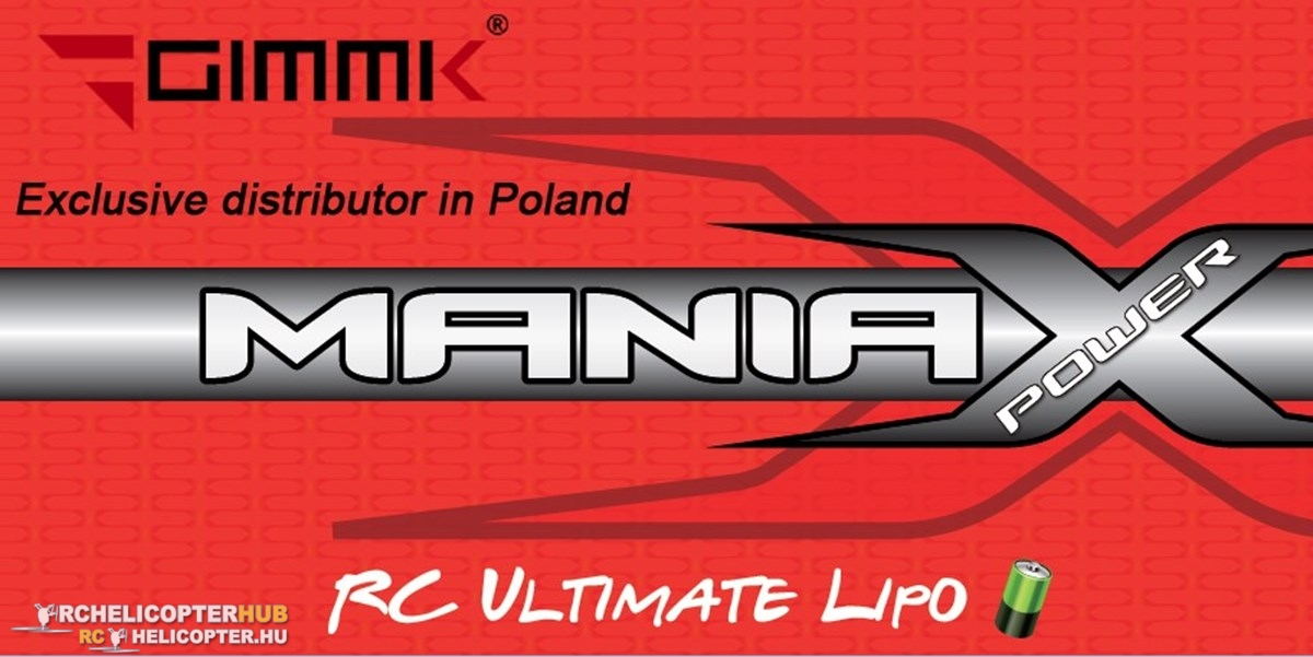 ManiaX distributor announced in East Europe