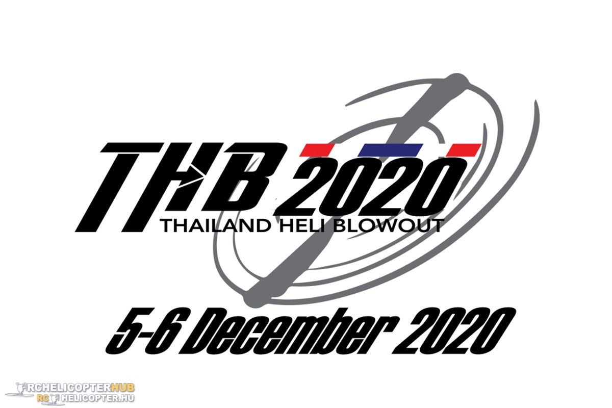Thailand Heli Blowout 2020