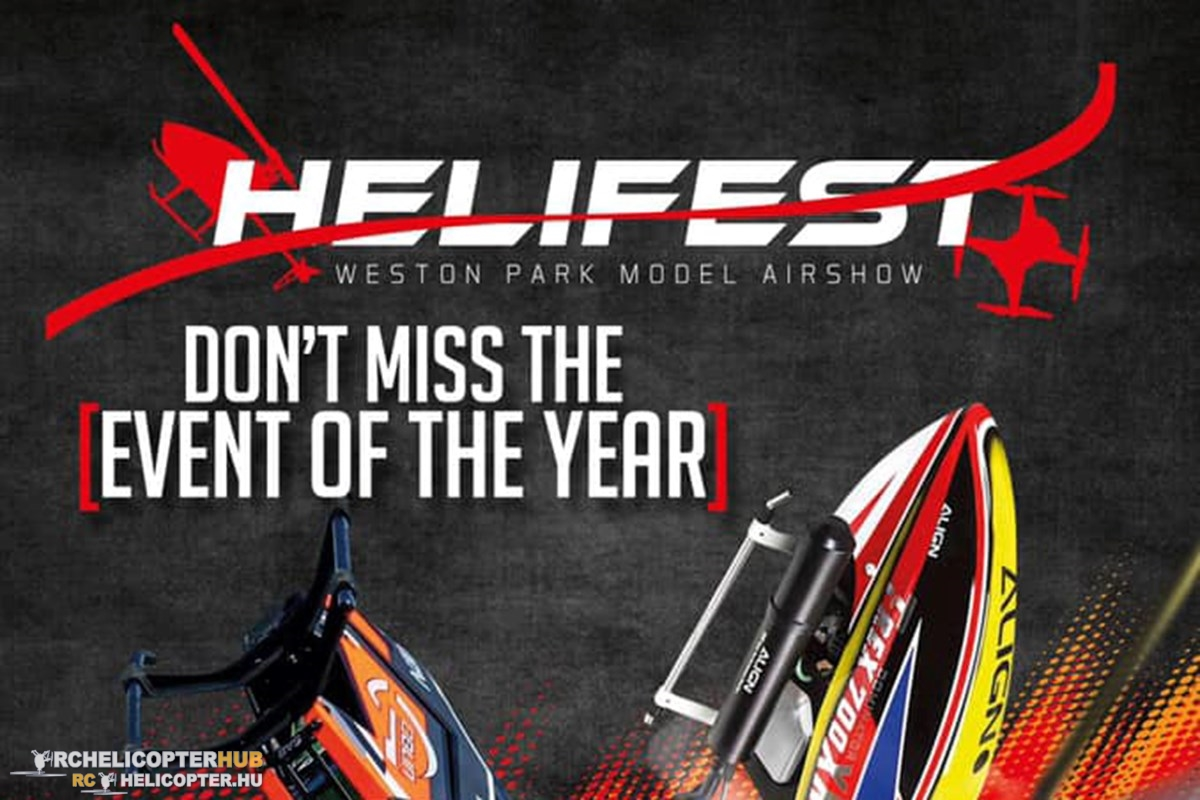 RESCHEDULED: Helifest
