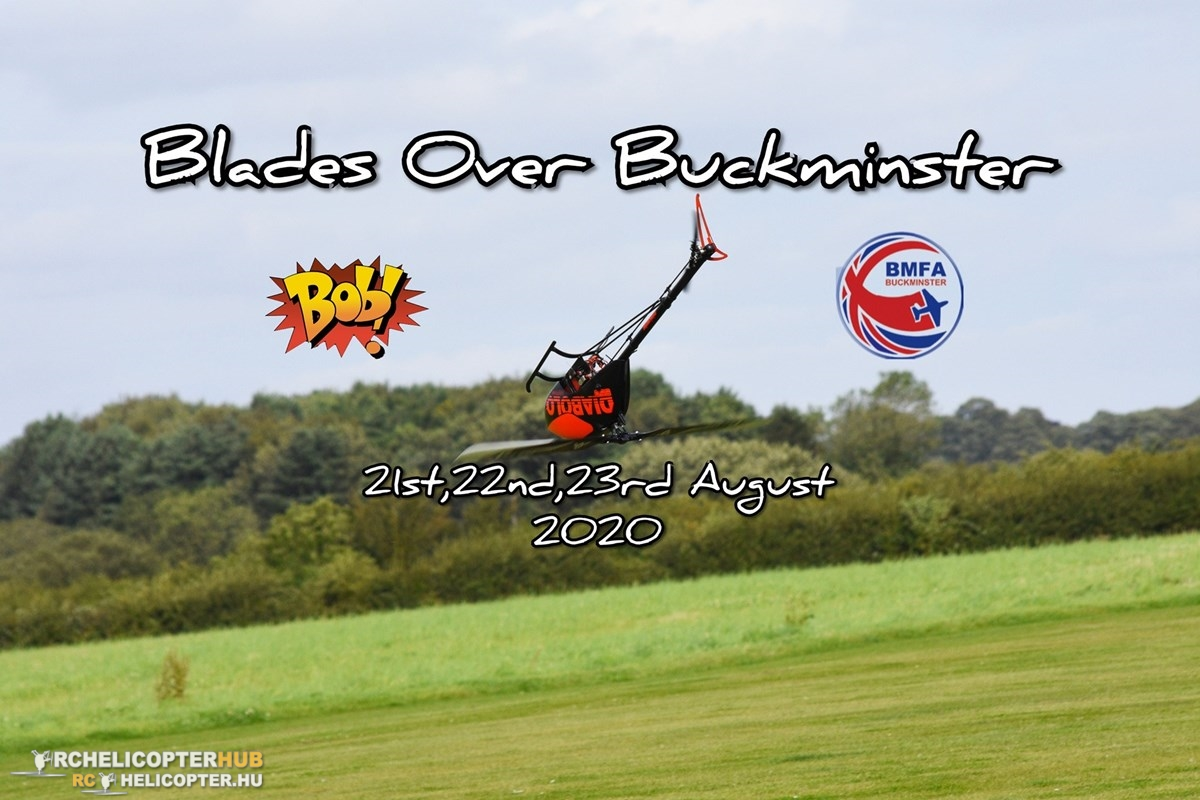 BOB - Blades Over Buckminster