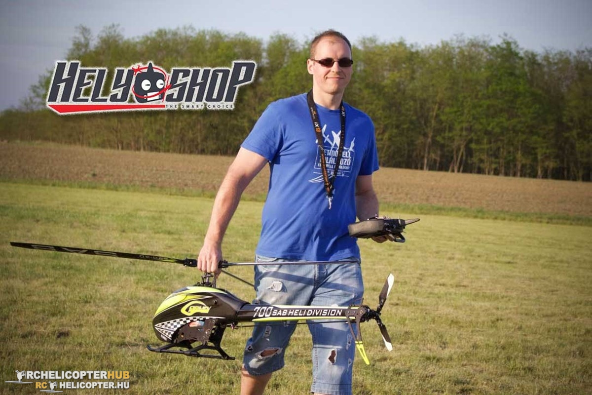 Tamas Toth joins Team Hely-Shop