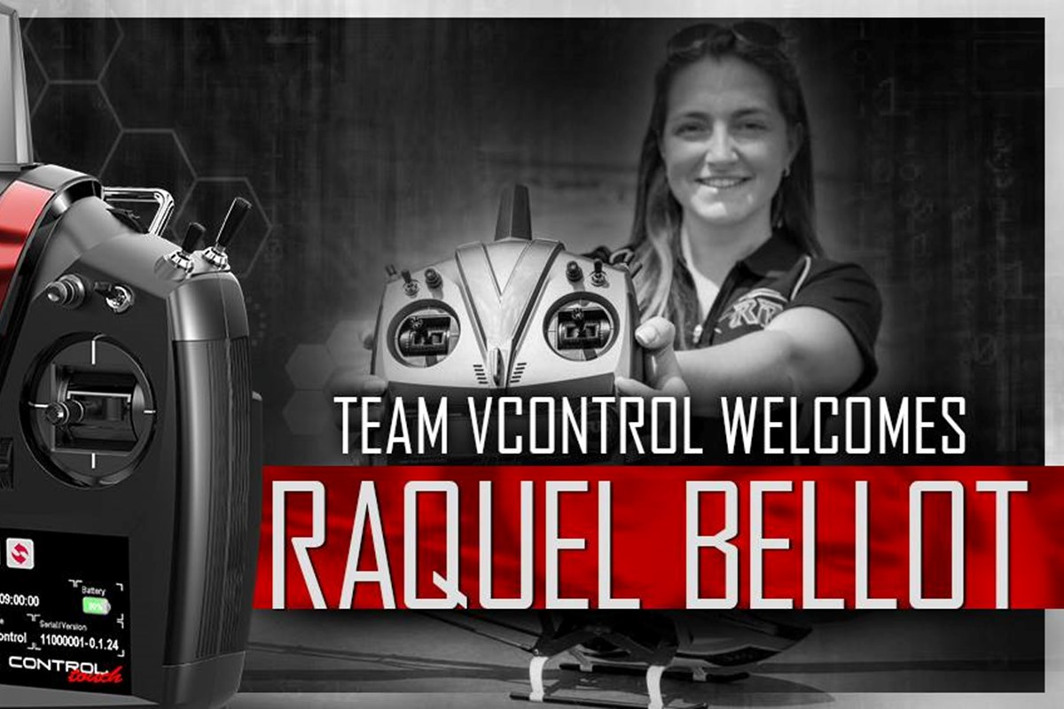 Raquel Bellot joins to VControl Team