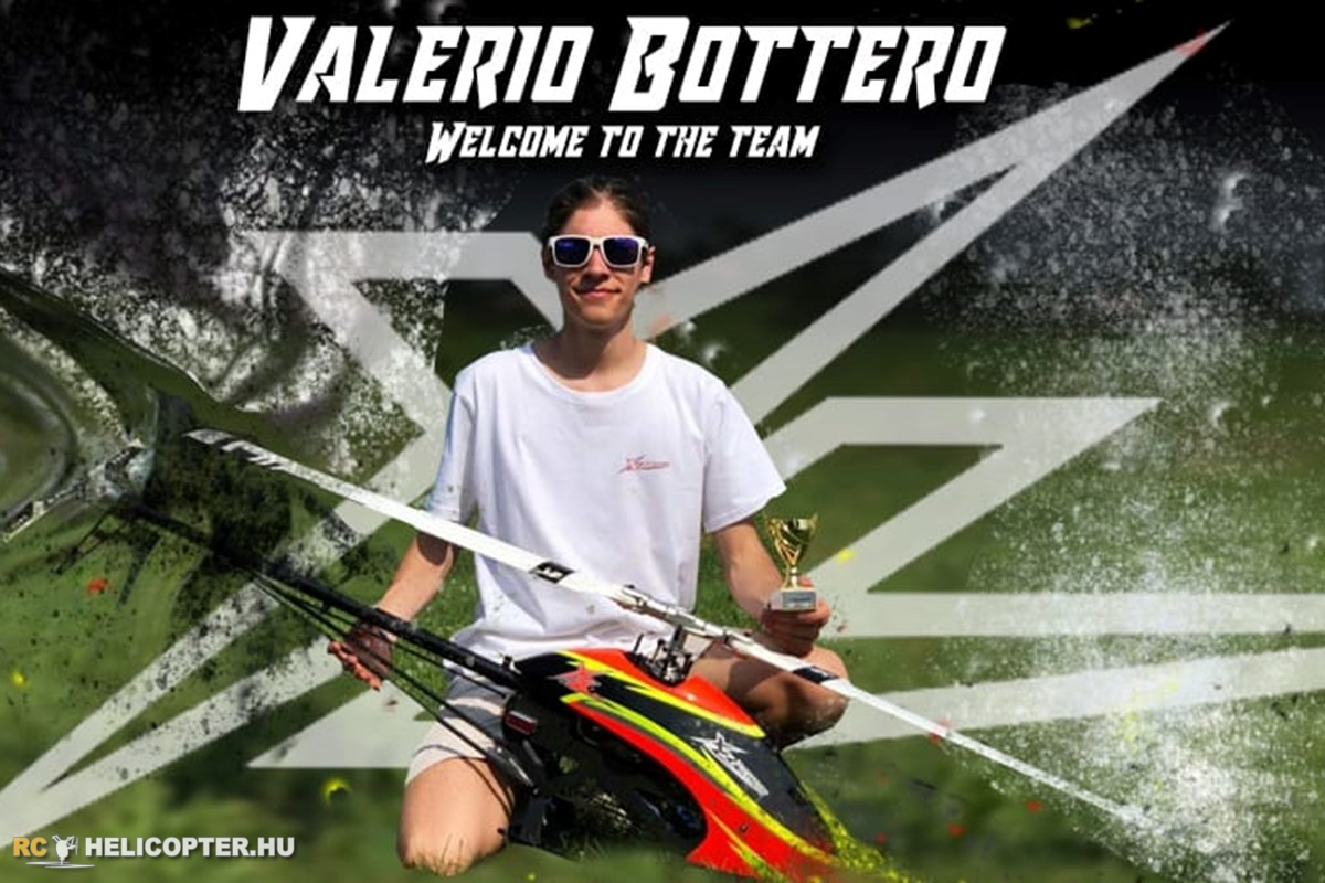 Valerio Bottero joins to XLPower