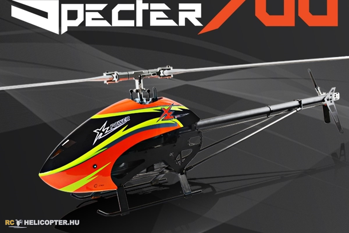 BREAKING: XLPower Specter 700 Nitro?