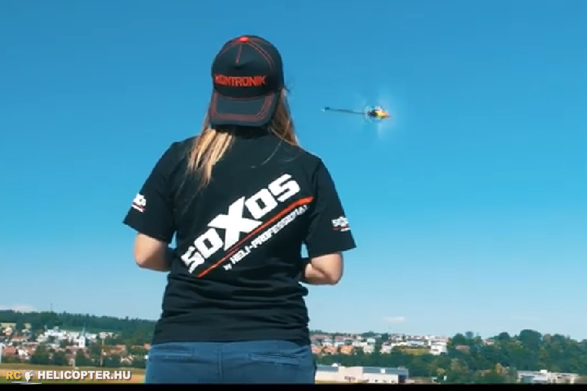 A beautiful video from SOXOS heli