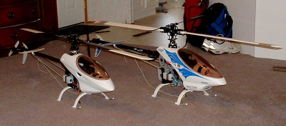 Helicopter sizes - Runryder rc heli ...