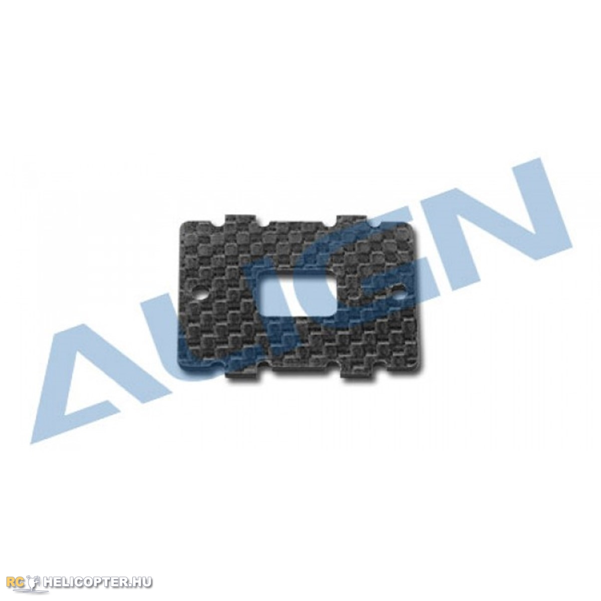 3G carbon mounting plate