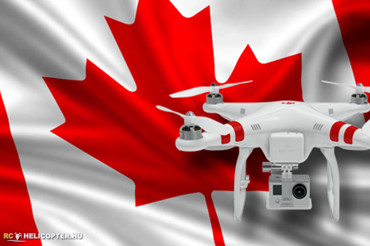 Canada to introduce new UAV regulations