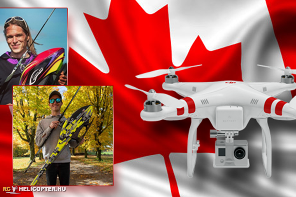 Professional pilots about UAV rules in Canada