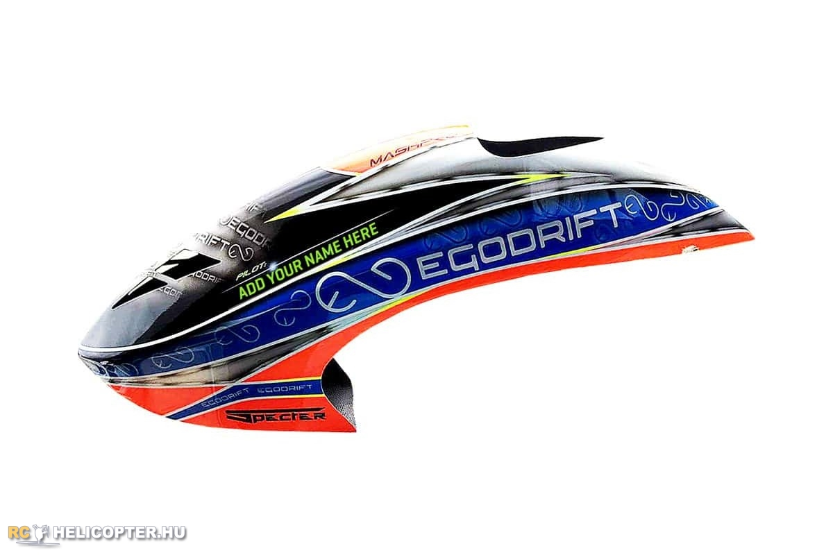 Egodrift canopy for XLPower Specter 700